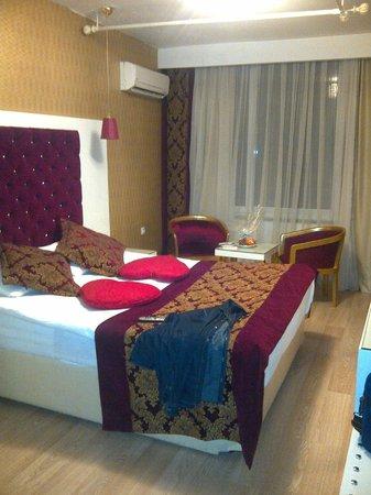 Sahil Marti Hotel: oda