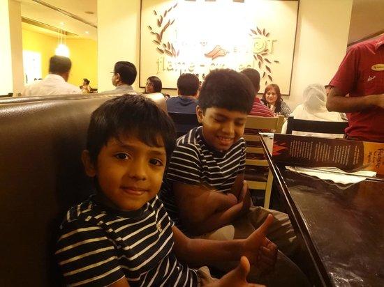 Nando's : Kids!