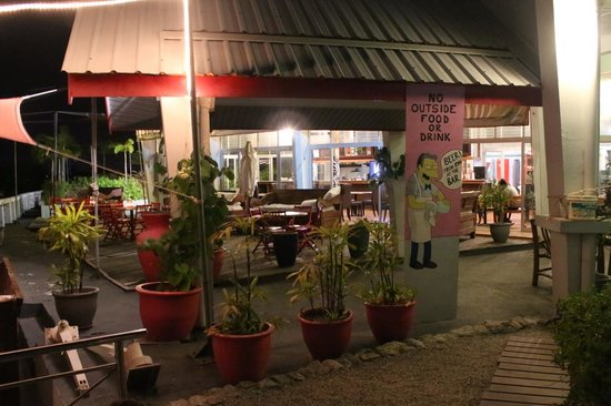 Tubotel: Dining area
