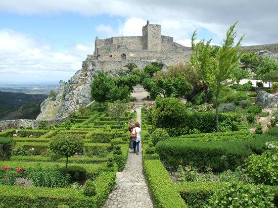 Casa Salto del Caballo : Castelo walks