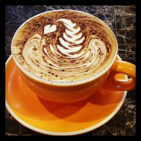 Scandic Cafe: Cappuccino #ScandicCafe