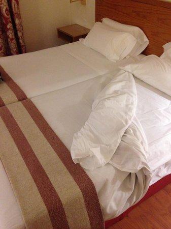 Hotel Vegas Altas: habitación