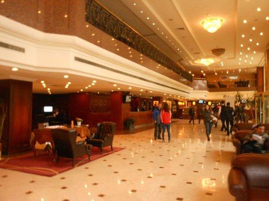 Eresin Hotels Topkapi: saguão de entrada do hotel