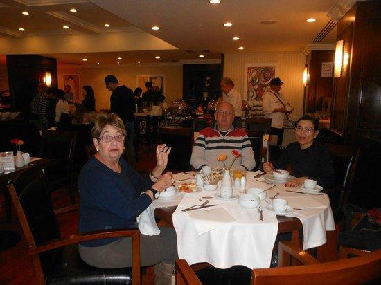 Eresin Hotels Topkapi: Salão de Café