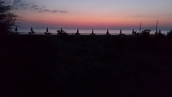 Memories Beach Bar: memorie by night