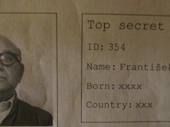TRAP Prague : Top secret...