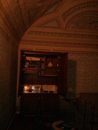 Antico Casale di Montegualandro Spa: Cucinino