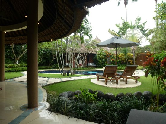 The Villas Bali Hotel & Spa : 3 room villa