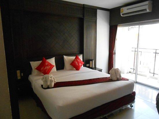 Patong Princess Hotel : 2-местный стандарт