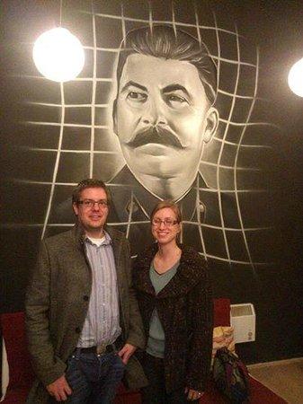 TRAP Prague : A happy couple
