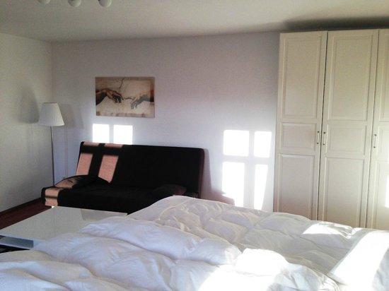 B! Apartments: View