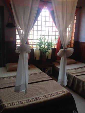 Golden Temple Villa: Our room