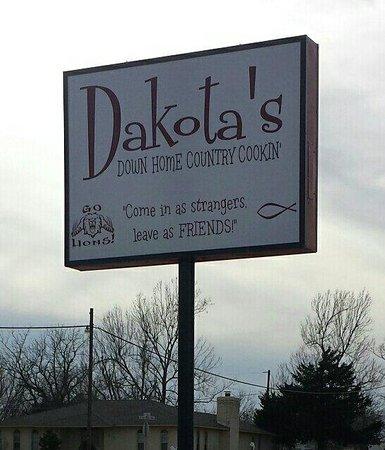 Dakotas: Sign