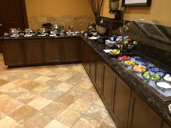 Hilton Phoenix Chandler : Breakfast Buffet I of II