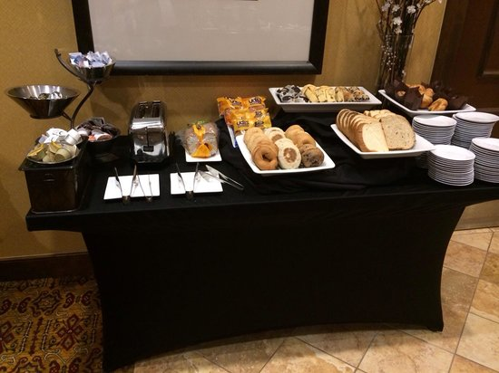 Hilton Phoenix Chandler: Breakfast Buffet II of II