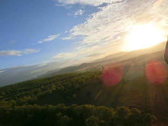 Hot Air Balloon Gold Coast: sunshine~