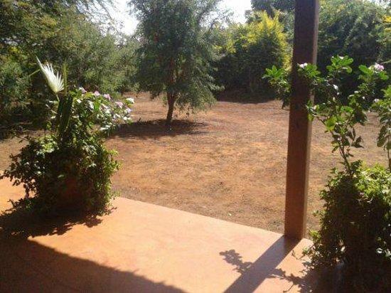 Ikweta Safari Camp : view from the lounge