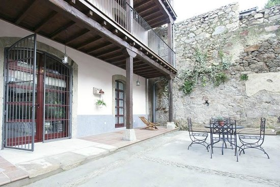 casa jardin de la plata banos de montemayor espagne