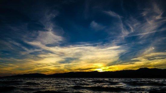 Lake Wairarapa: Wairarapa lake