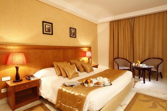 Tunis Grand Hotel : Chambre