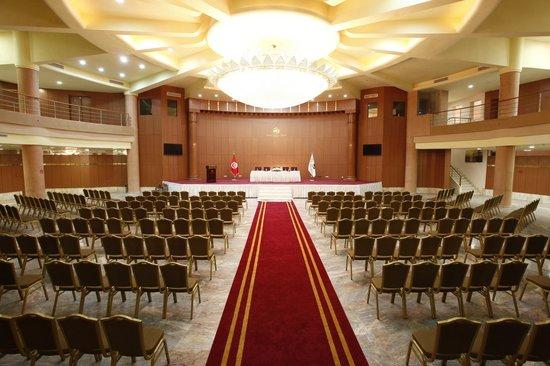 Tunis Grand Hotel : Salle de conférence