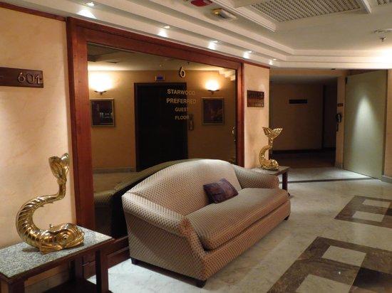 Sheraton Casablanca Hotel & Towers: Hotel