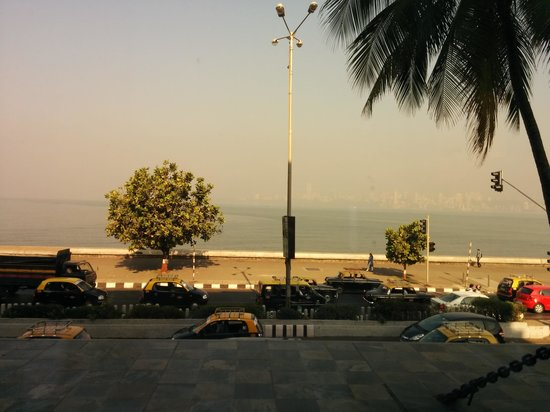 Hotel Marine Plaza: View from the Bayview Restaurant