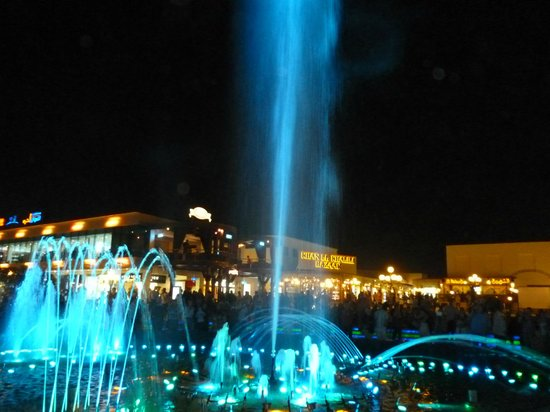 Musical Fountain Sharm el-Sheikh : music fountain soho  square