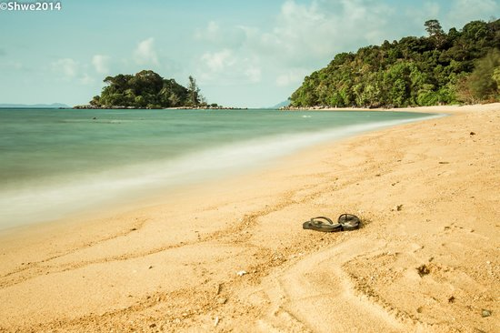 Paya Beach Spa and Dive Resort: Paya Beach