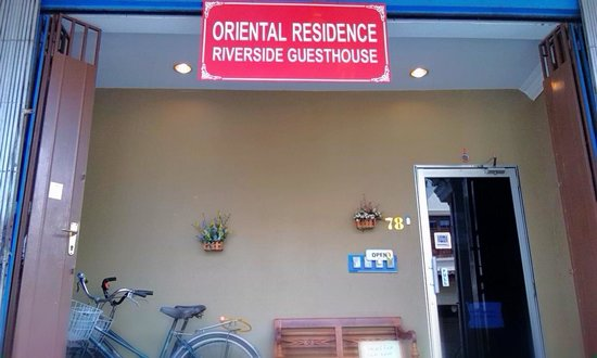 Oriental Riverside Residence Guest House: OGH