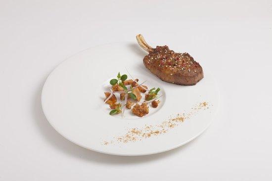 Auberge De Clochemerle : Cochon ibérique