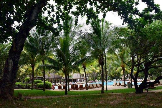Canonnier Beachcomber Golf Resort & Spa: Pool