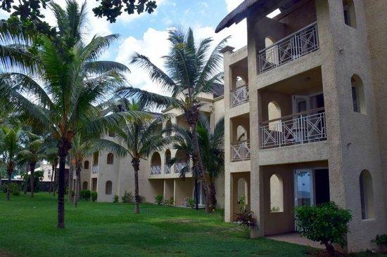 Canonnier Beachcomber Golf Resort & Spa: Außenansicht