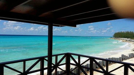 Riding Rock Inn Resort and Marina: View from restaurant deck