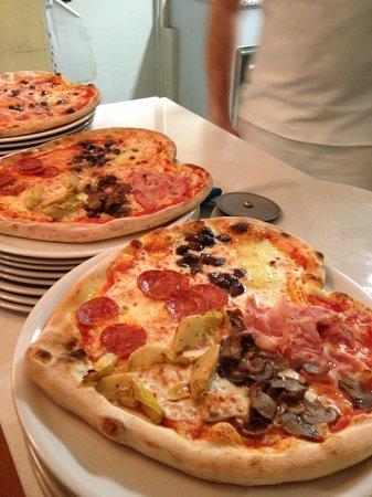 Ristorante Autoespresso : Special Pizza <3