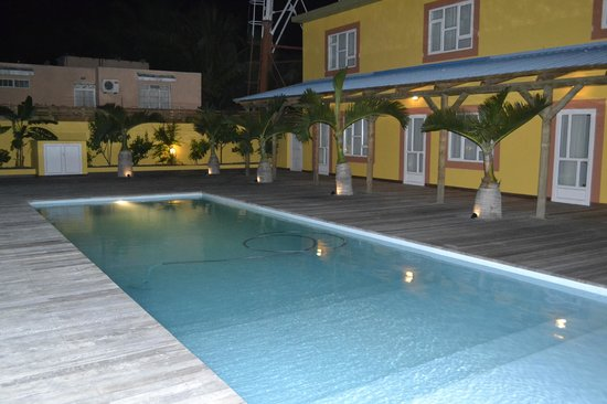 Wanna Studio Apartments: 2nd pool duplex appartment area