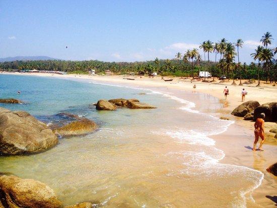 Agonda Beach: Agonda