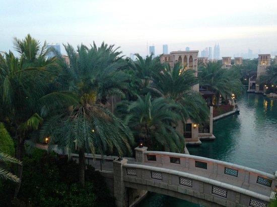 Jumeirah Al Qasr at Madinat Jumeirah: Vue sur l'hôtel