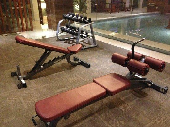 New Century Grand Hotel: Gym 2