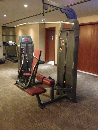 New Century Grand Hotel: Gym 5