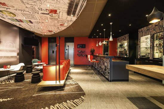 Ibis Graz: Lobby