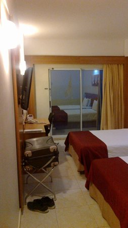 Holiday Inn Express Natal Ponta Negra : Quarto