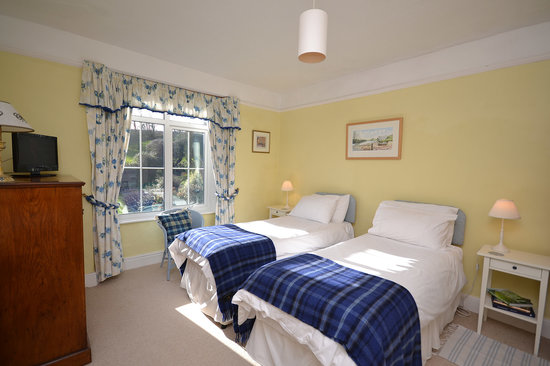 Youngcombe Farm: Twin or double bed room