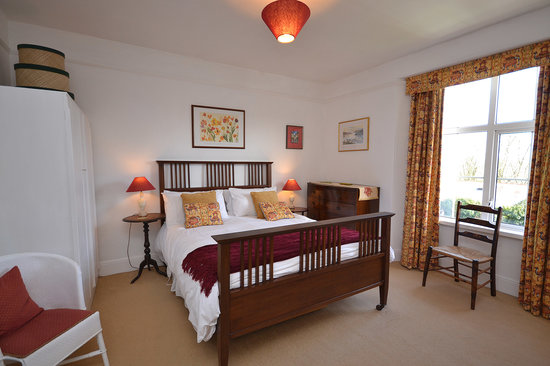 Youngcombe Farm: Double bedroom en suite