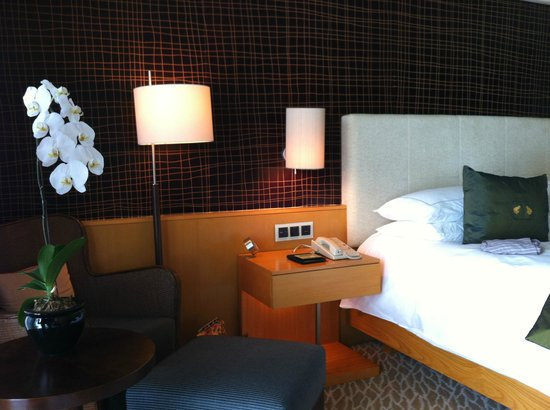 Mandarin Oriental, Singapore: room