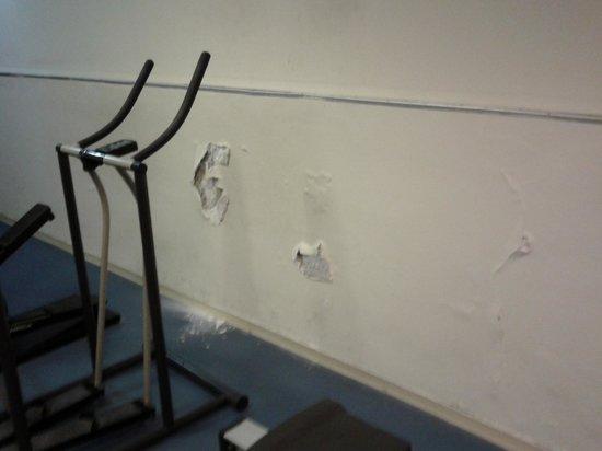 Holiday Inn Nicosia City Centre : Gym