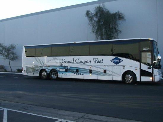 Grand Canyon Tours: The Tour Bus