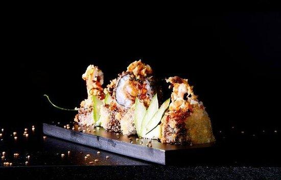 Wiki Sushi Bar : Assortiment de Tempura Maki