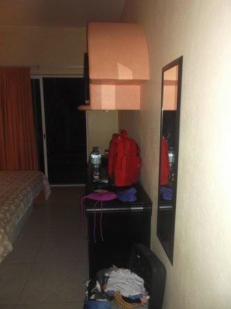Hotel Alikar: Notre chambre 306.