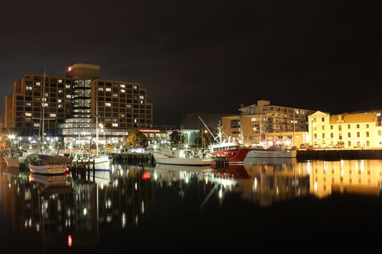 Grand Chancellor Hotel Hobart : Hotel View